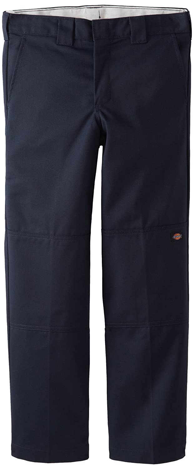Dickies Big Boys' Husky Flex Waist Double Knee Pant With Extra Pocket Dickies Boys 8-20 QP0200