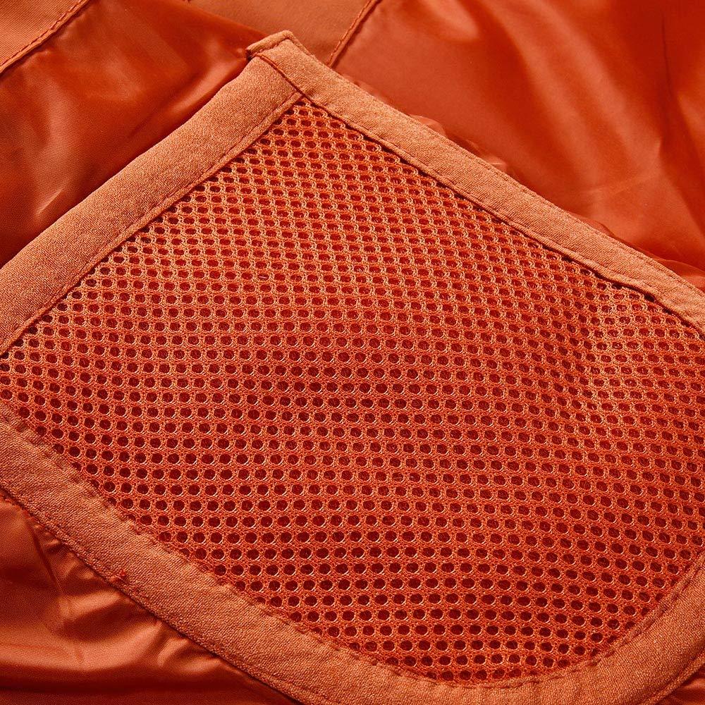 28cad2d2e288ae Komise Mode Herren Herbst Winter Warm Button Pocket Reißverschluss Mit  Kapuze Mantel Jacken, Mäntel & Westen Bekleidung
