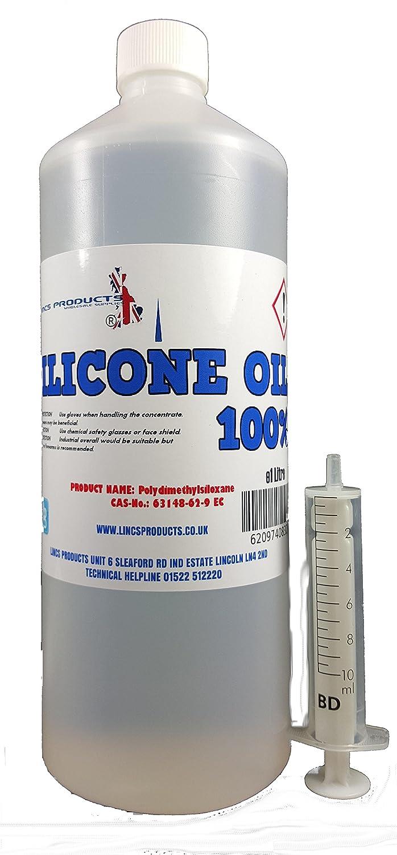 LINCSPRODUCTS® 100% Aceite de Silicona para Cintas de Correr ...