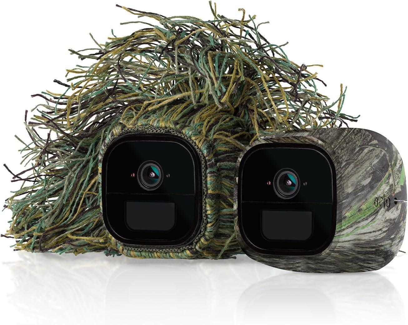 Accessoire Arlo Go VMA4250 Camouflage Housse pour Cam/éra Arlo Go Uniquement