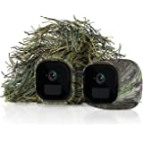Arlo Technologies, Inc Arlo Accessory - Skins | Set of 2 – Ghillie & Mossy Oak | Compatible with Arlo Go only| (VMA4250…