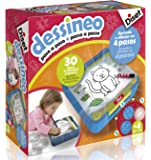 Dessineo - Aprende a dibujar paso a paso (Diset 60186)