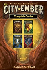 The City of Ember Complete Series: The City of Ember; The People of Sparks; The Diamond of Darkhold; The Prophet of Yonwood (English Edition) Edición Kindle