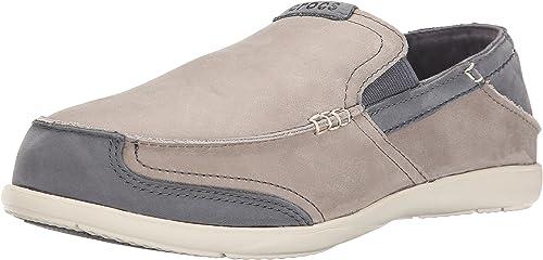 Crocs Men's Walu Express Leather Loafer