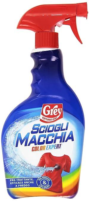 4 opinioni per Grey Sciogli Macchia Pre-Trattante per Bianchi e Colorati- 500 ml