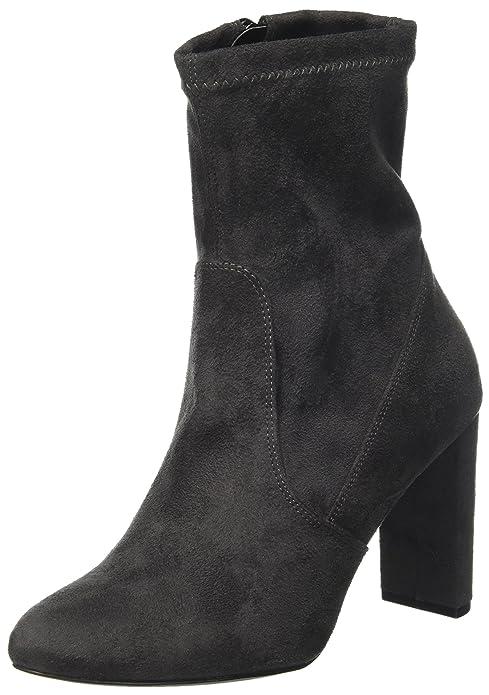 Trussardi Jeans 79a00041-9y099999, Bottes Classiques Femme, (Dark Grey), 38 EU