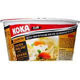 Koka Rice Noodle Chicken Abalone Bowl, 70g