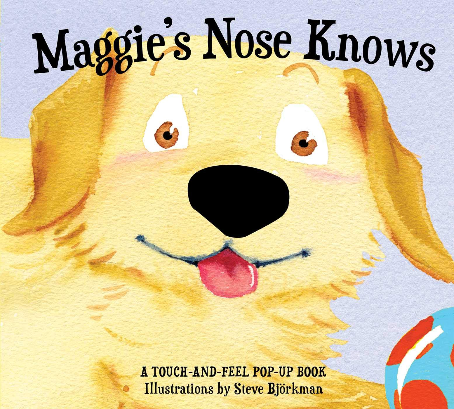 Amazon.com: Maggies Nose Knows: A Stunning Pop-Up Book ...