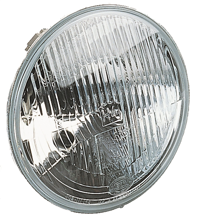 HELLA 002395991 7' H4 Type Single High/Low Beam Headlamp