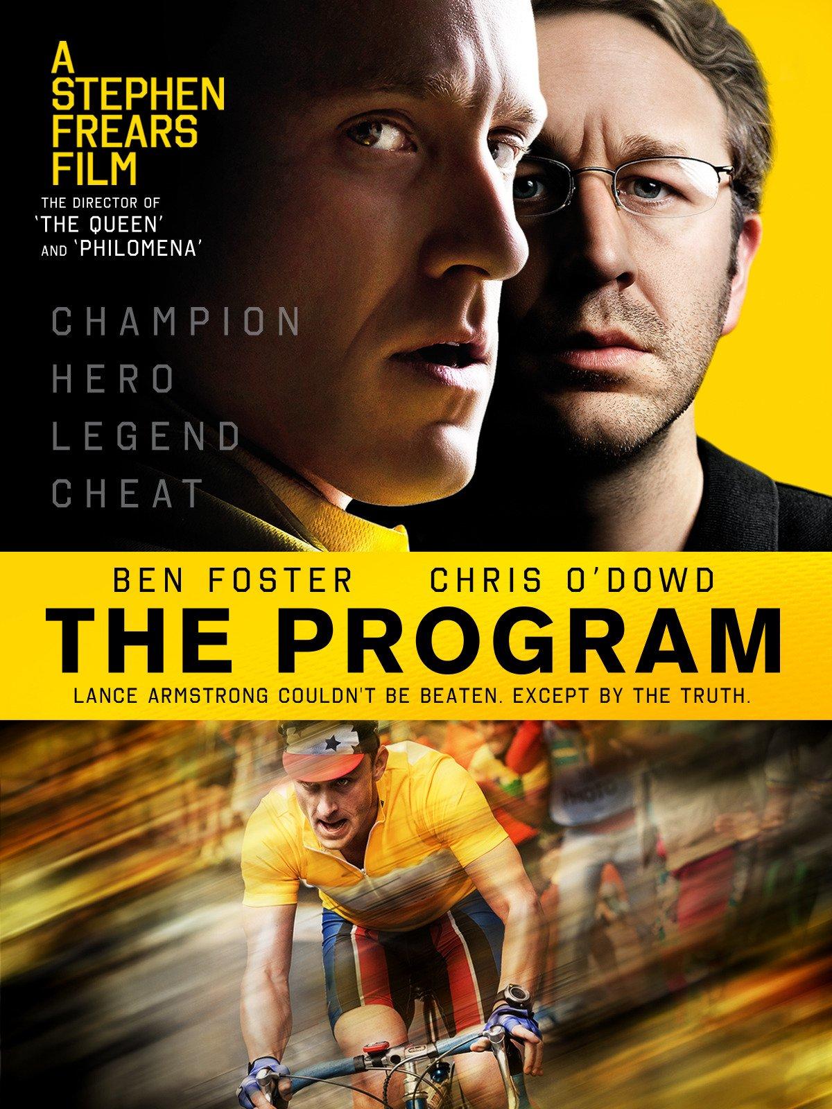 the program lance armstrong full movie online