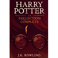 Harry Potter: La Collection Complète (1-7) (French Edition) book cover