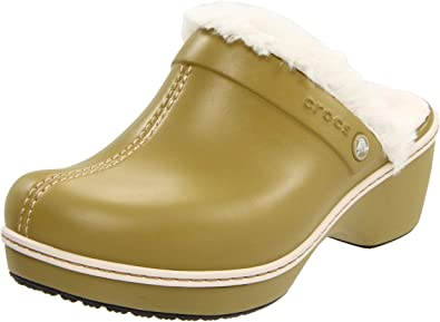 Clog Femme Eva Cobbler W Lined Crocs Sabots TRFtwq