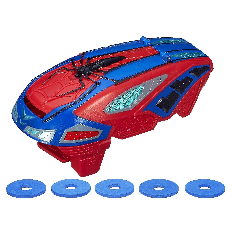 Marvel The Amazing Spider-Man 2 Motorized Spider Force Web Blaster B00EVQJ4W4