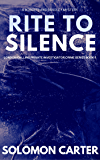 Rite To Silence: London Calling Private Investigator Crime Thriller Series Book 1