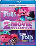 Trolls / Trolls World Tour 2-Movie Collection [Blu-ray]