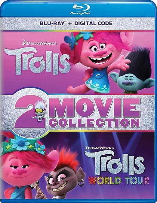 Trolls 2 M004221 Deluxe Trolls Trolls Trolls Multicolore