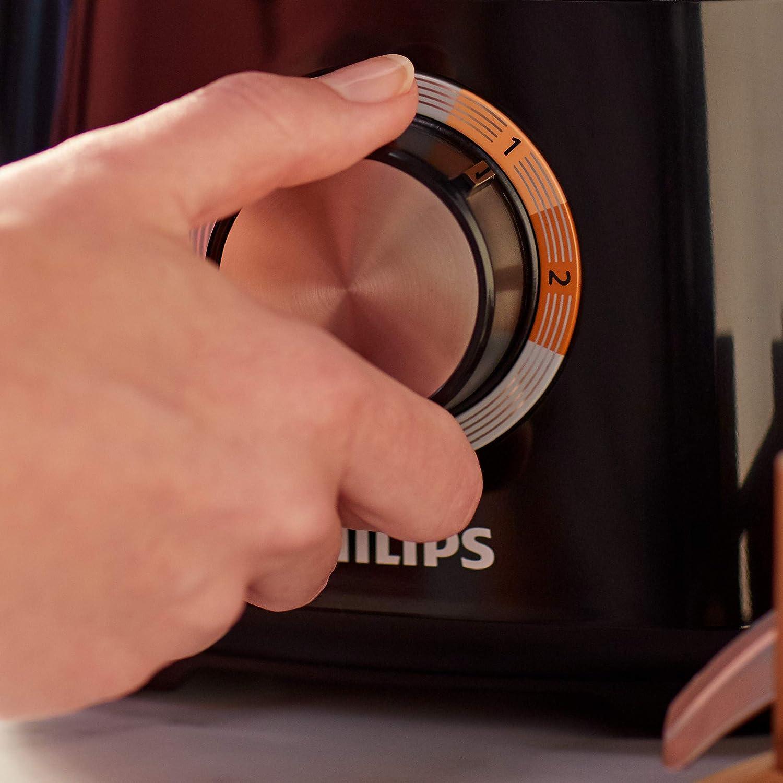 Philips HR7510/00 Küchenmaschine Viva Collection - Drehschalter