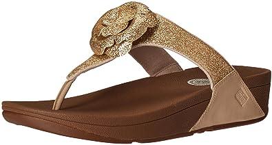 831648fe1f71 Fitflop Women  s Glitterosa Open Toe Sandals  Amazon.co.uk  Shoes   Bags