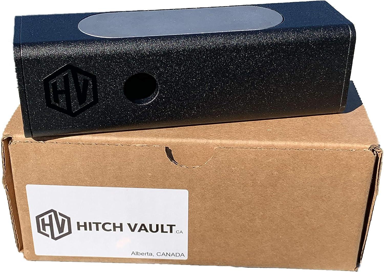 FITS A 2 Receiver Hitch Vault GEN 3 Rock Guard Store Your Keys!