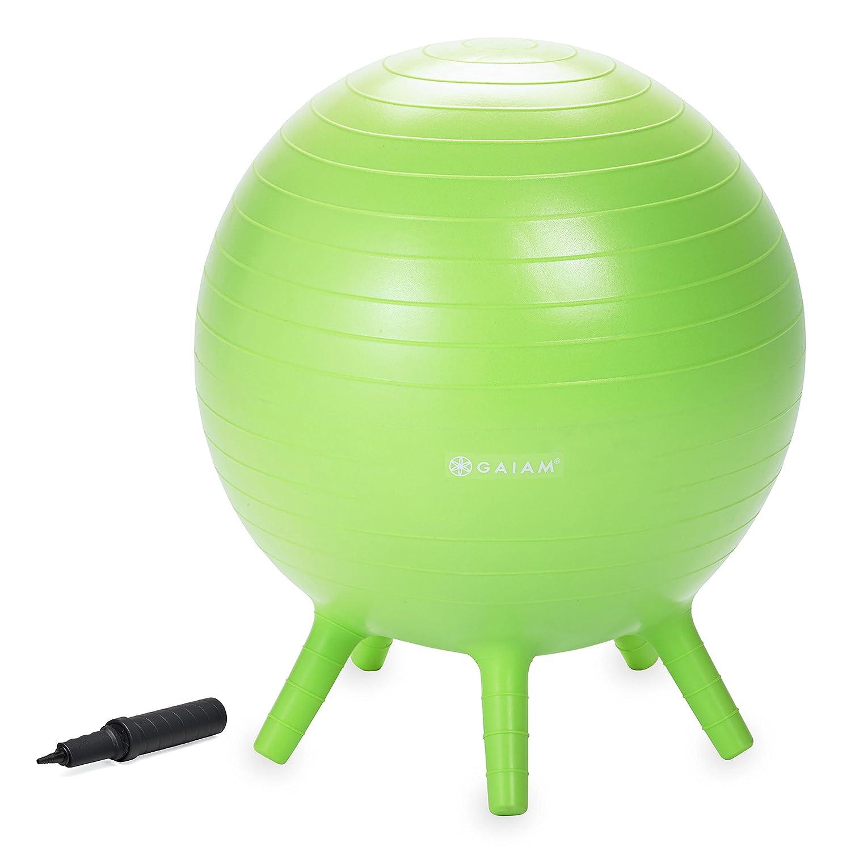 Gaiam Kids Stay-n-Play Balance Ball