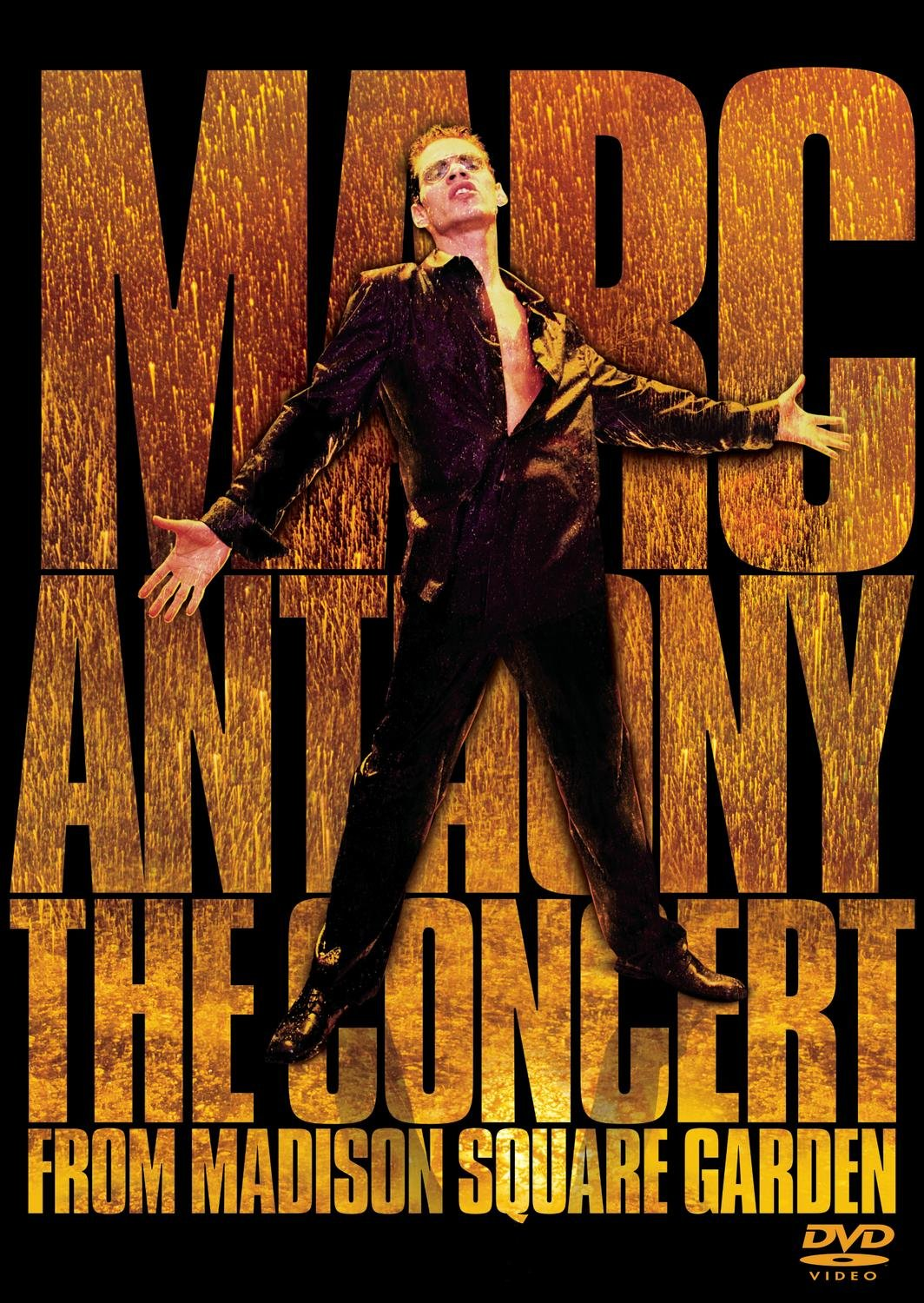 DVD : Marc Anthony - The Concert From Madison Square Garden