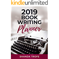 2019 Book-Writing Planner