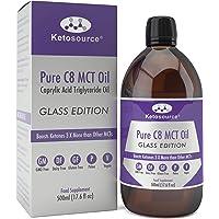 C8 MCT Aceite Puro | Produce 3 X