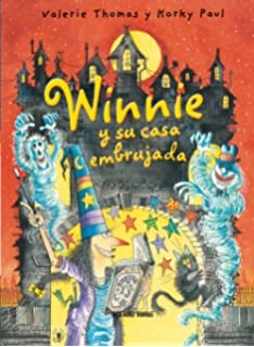 Winnie y su casa embrujada (Winnie the Witch) (Spanish Edition)