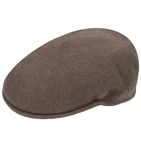 50d9afb7a52 ... Kangol Headwear Wool 504 Flat Cap Amazon.co.uk Clothing entire  collection 98144 f11c8 ...