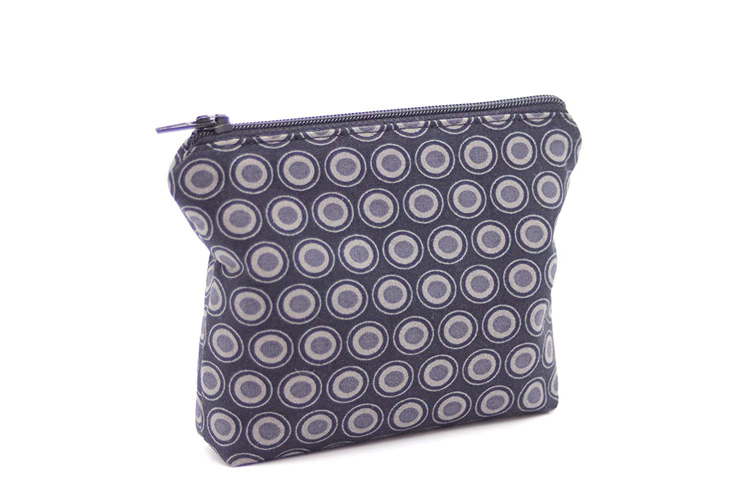 bcb8e8931a1 Amazon.com  Black Oval Essential Oil Bag, Cotton Zipper Pouch, Travel Bag  Set, Cosmetic Cotton Bag, Makeup Bag, Toiletry Bag, Holiday Gift, Gift for  Her  ...