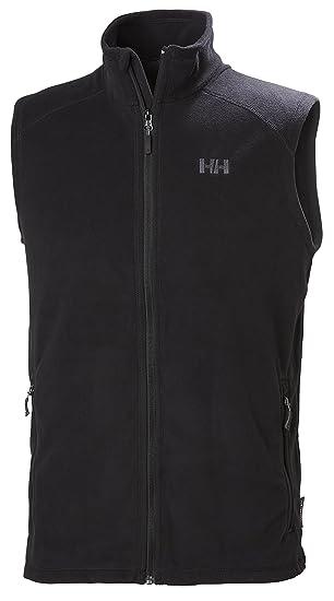 Helly Hansen Hombre Daybreaker Vest Forro Polar, otoño/Invierno, Hombre, Color 990