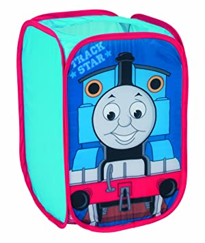 d86edea11157 Thomas   Friends Pop Up Cube Clothes and Toy Tidy  Amazon.co.uk ...