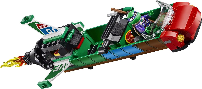 Amazon.com: LEGO Teenage Mutant Ninja Turtles T-Rawket Sky ...