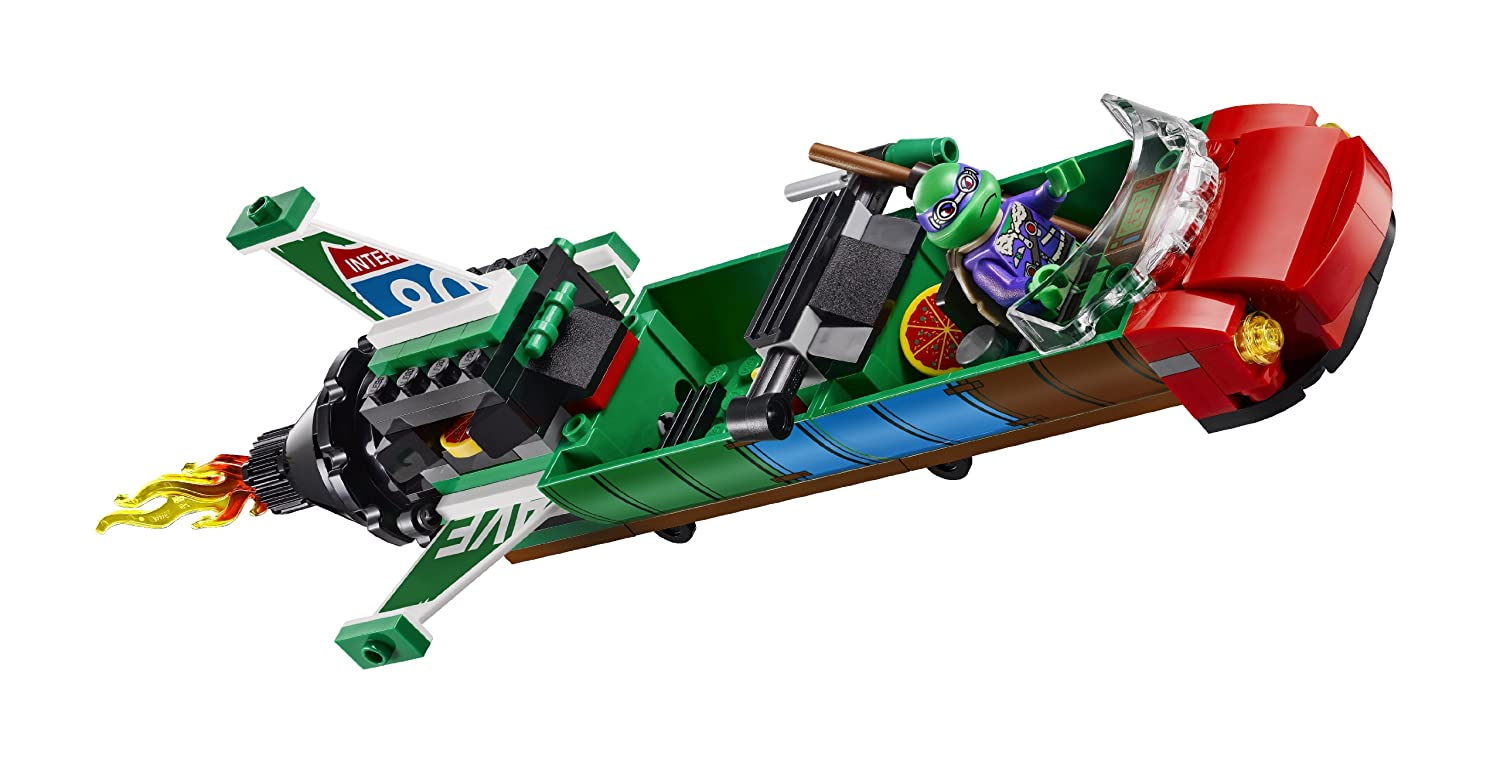 T-Rawket cielo huelga Lego® Teenage Mutant Ninja Turtles Set ...