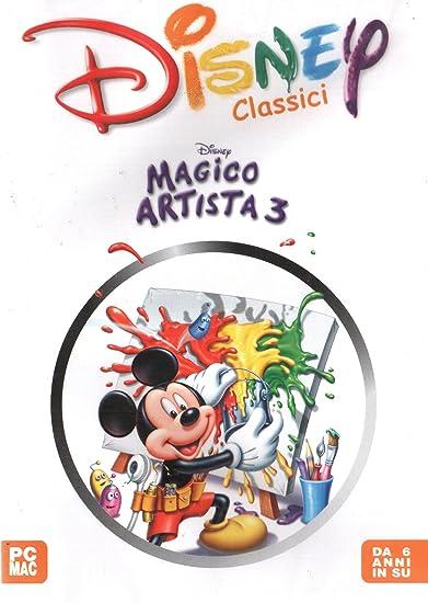 Disney's magic artist studio disney interactive (1999) promo.