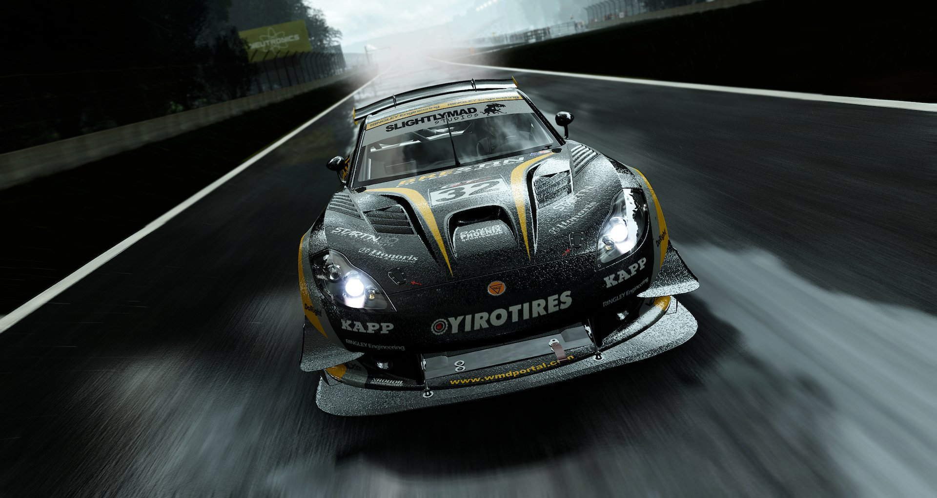 project cars endorsement deals