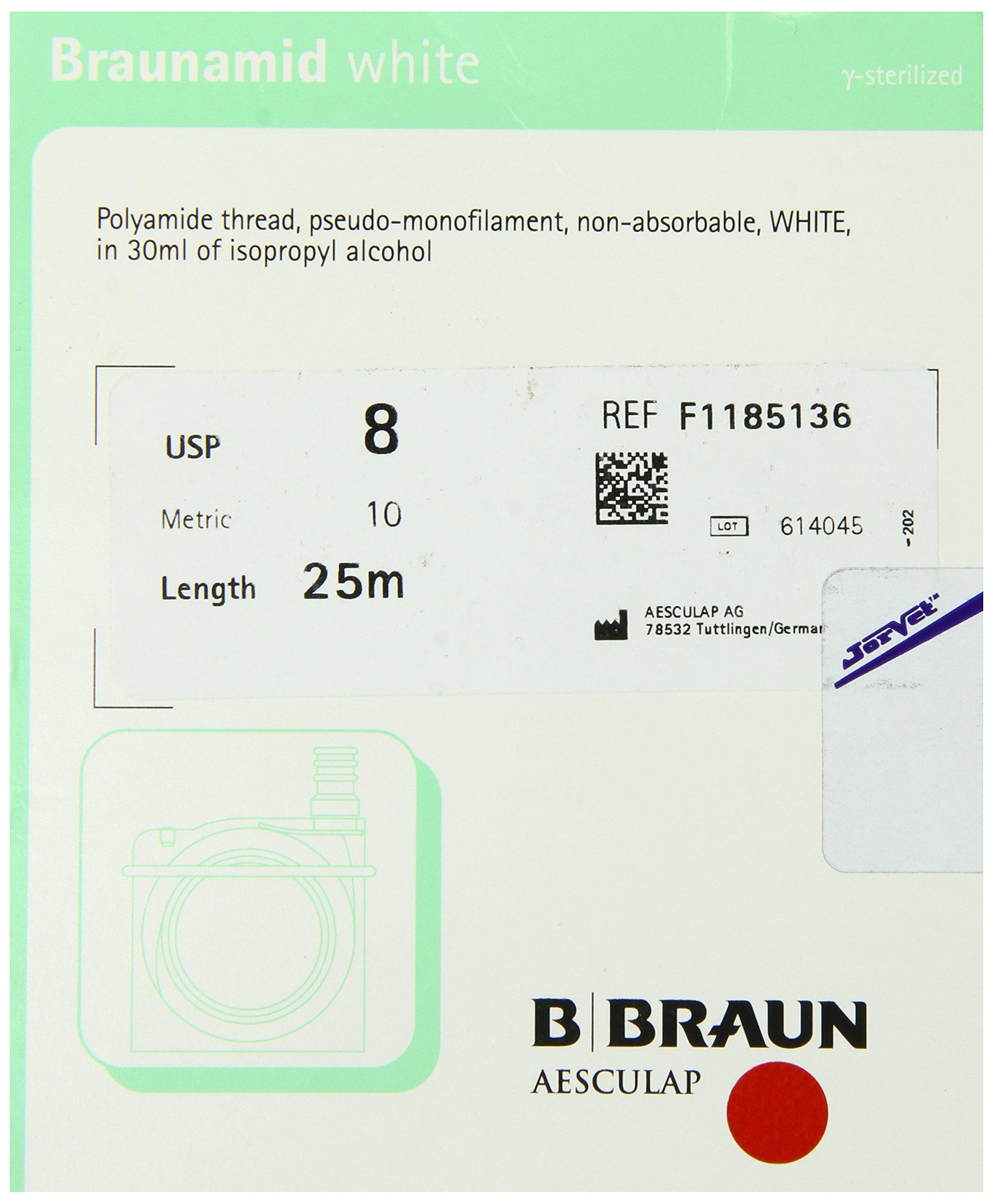 Braun Cassette #8 8 USP 25m (82')L. Special by JorVet