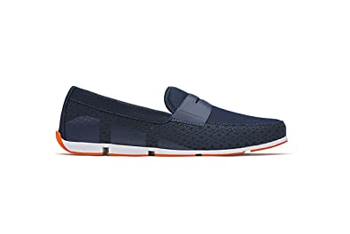 07213cdcb9ae SWIMS Men s Shoes Breeze Penny Loafer 8 M Navy
