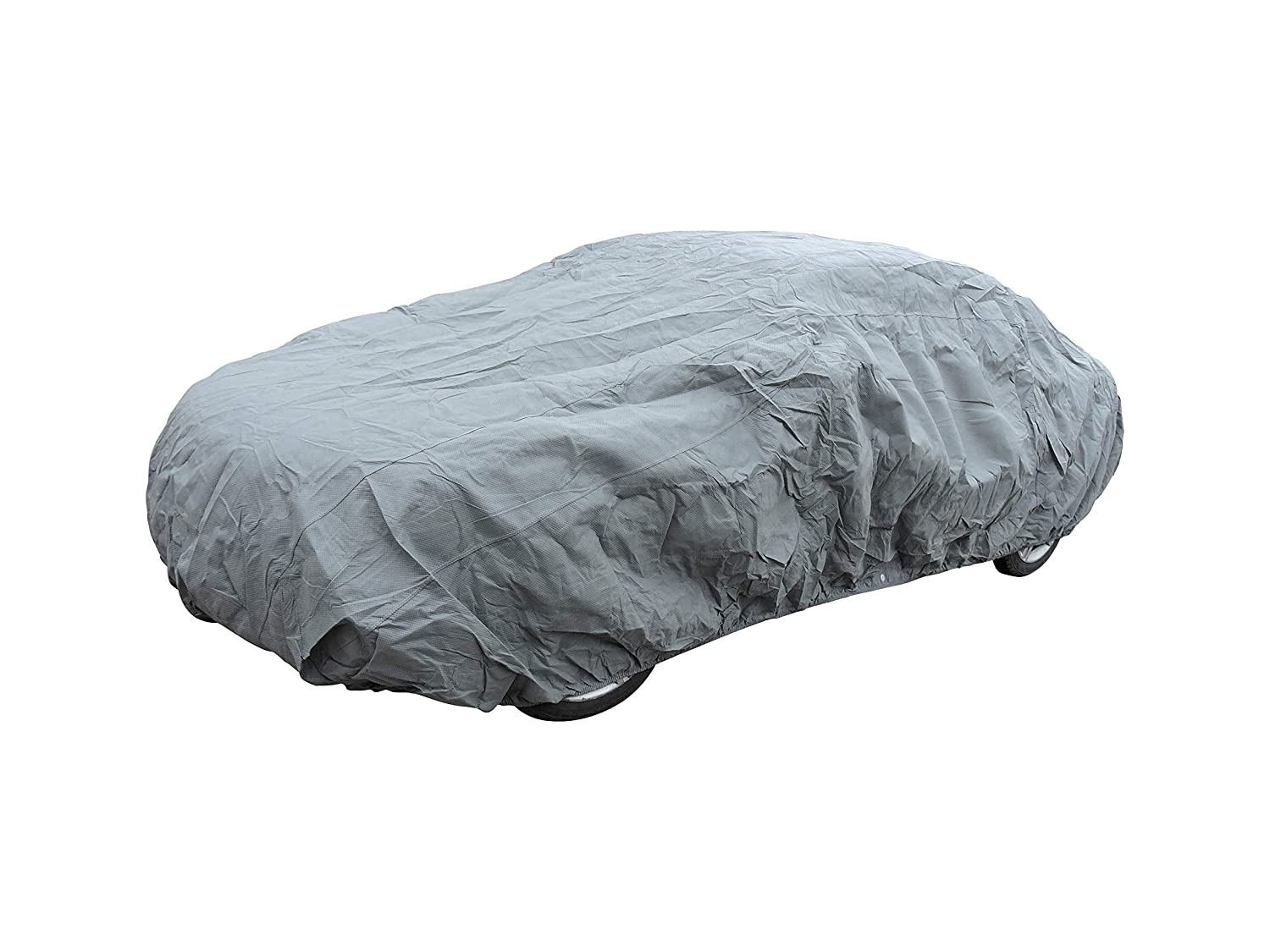 Ultimate Touch Car Cover XLarge Sedan to 22 Weatherproof and Breathable Car Covers with Soft 160g Fabric for Total Protection