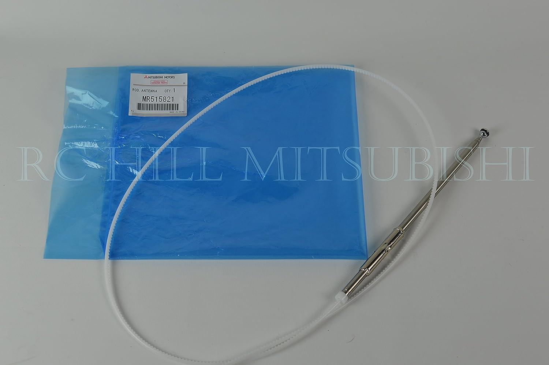 2x ORIGINALE ROAD STAR 16cm antenna Auto Antenna auto MITSUBISHI CANTER CARISMA #