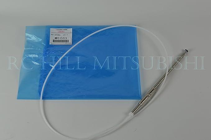 Original 2001 2002 2003 2004 2005 Mitsubishi Montero Antena de mástil de antena de potencia de Rod mr515821