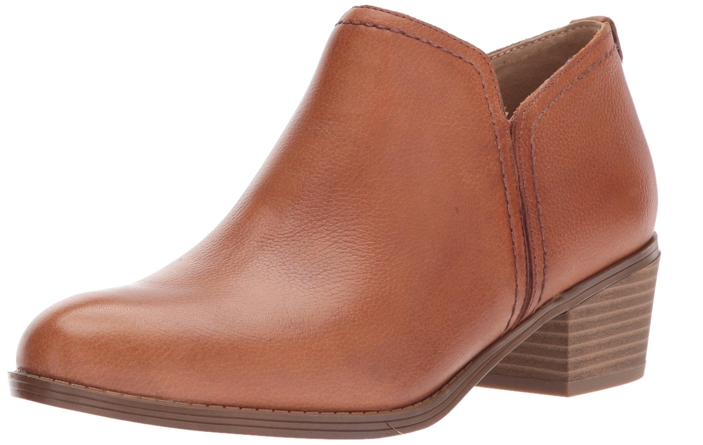 Naturalizer Women's Zarie Boot, Saddle, 7.5 M US