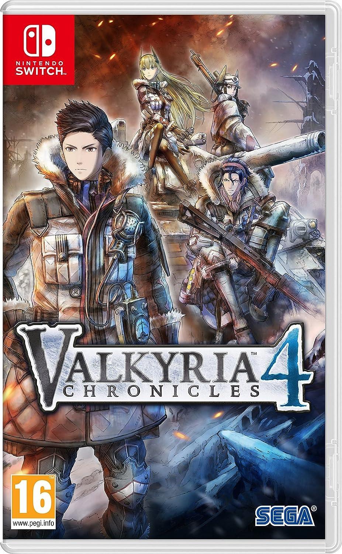 Valkyria Chronicles 4 - Nintendo Switch [Importación inglesa]: Amazon.es: Videojuegos