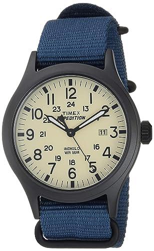 8a6671ff7732 Timex Expedition Scout 40 - Reloj para Hombre  Amazon.es  Relojes