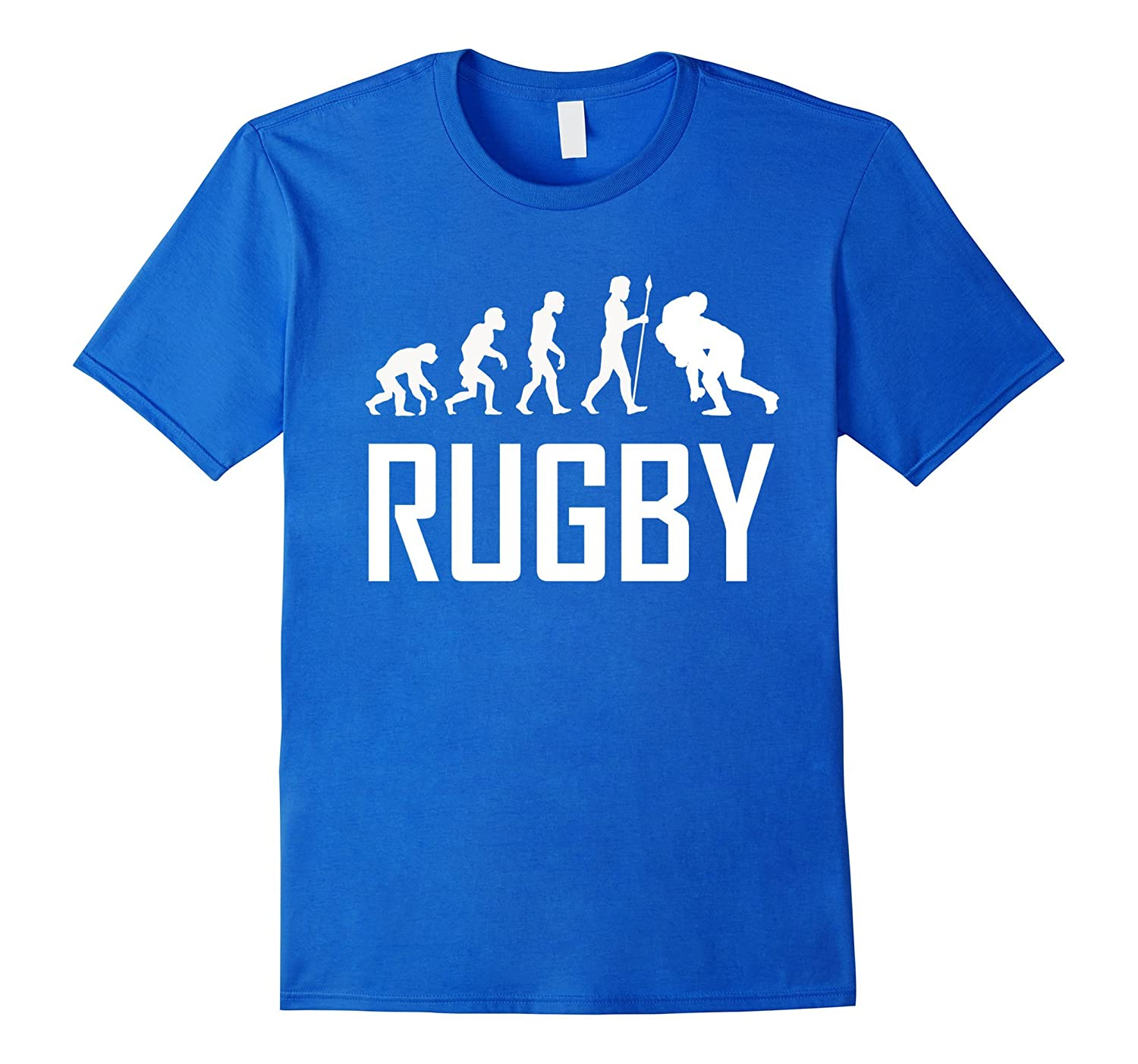 3e84053c8a8 Rugby Tackle Evolution Funny Rugby Shirt-Art – Artvinatee