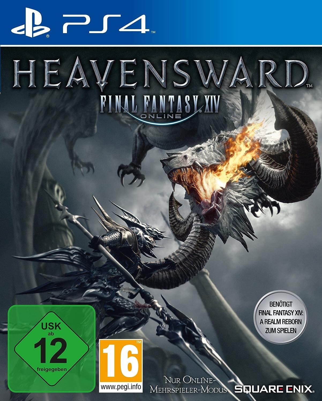 Square Enix FINAL FANTASY XIV: Heavensward PS4 - Juego (PlayStation 4, RPG (juego de rol), 23/06/2015, T (Teen), Complemento, Square Enix)