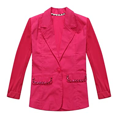 1aac1cc44637 Amazon.com  Richie House Little Girls  Jacket with Matching ...