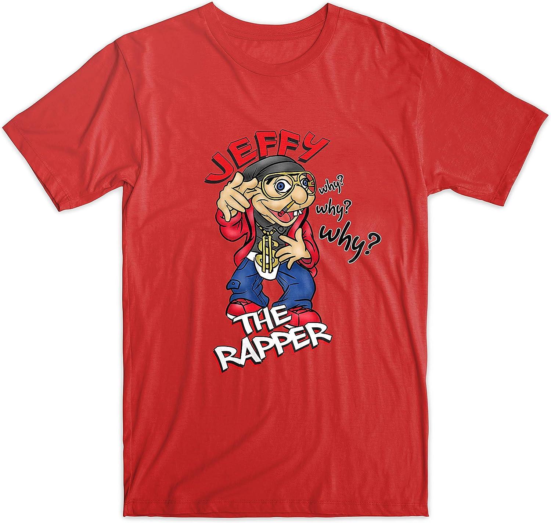 KIDS JEFFY THE RAPPER WHY WHY WHY T SHIRT TSHIRT TEE KIDS boys girls 5