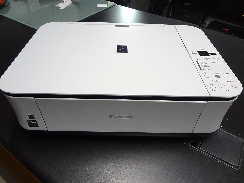Canon PIXMA MP250 - Impresora multifunción (Inyección de Tinta ...