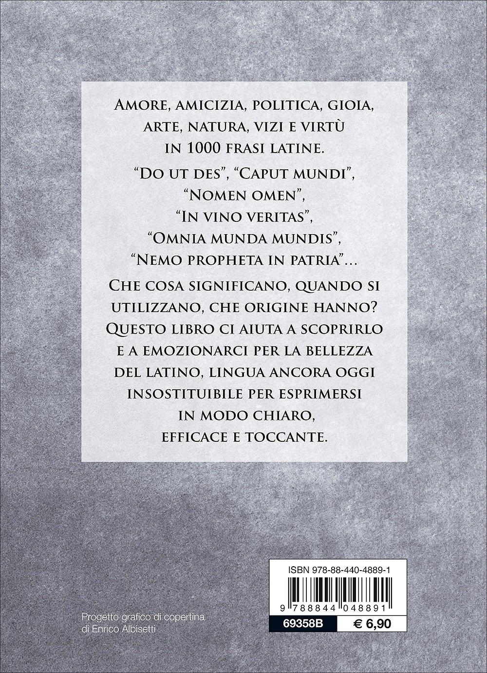 Frasi Latine Amore